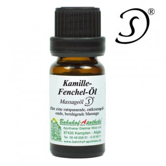 Kamille-Fenchel-Öl 10ml