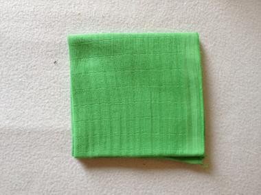 Nuscheli einzeln hellgrün