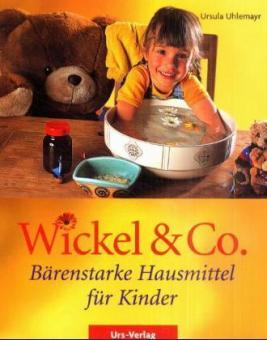 Wickelbuch: Wickel & Co  Ursula Uhlemayr