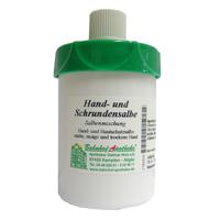 Hand- und Schrundensalbe Kruke