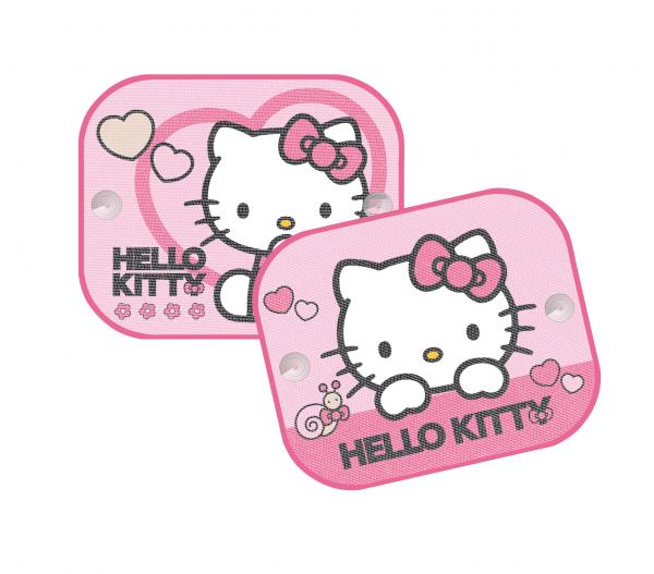 Auto-Sonnenschutz Hello Kitty 2 Stk.