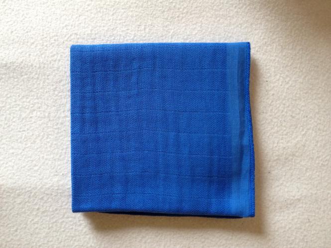 Nuscheli einzeln royal blau