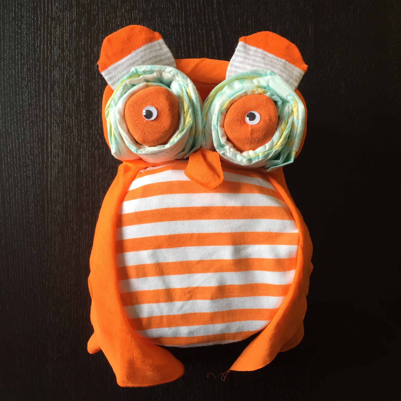 hebamala von frau zu frau zum kind zur familie windel eule orange hebamala von frau. Black Bedroom Furniture Sets. Home Design Ideas